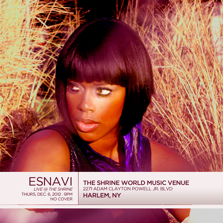 Esnavi @ The Shrine World Music Venue